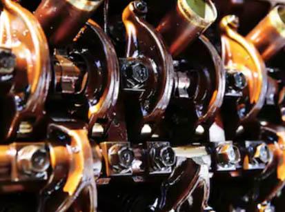 natural gas engine oils