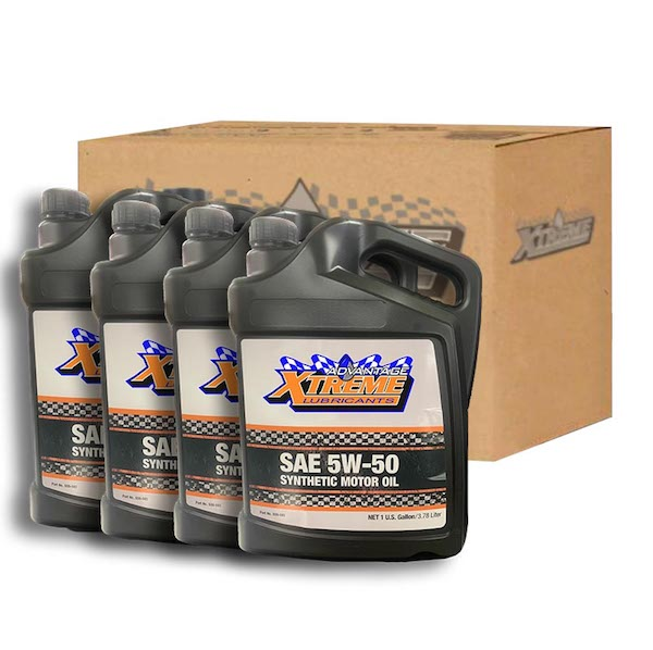 extreme racing oil 5w-5gal-case
