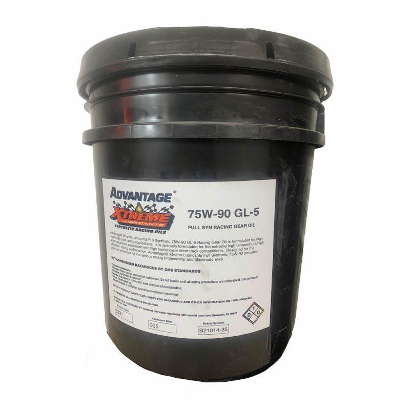 Xtreme Lubricants 75W-90 Gear Oil