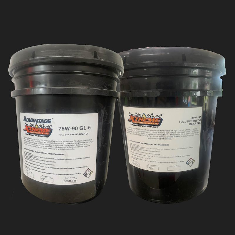 Xtreme Lubricants Gear Oil